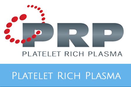 Platelette rich plasma