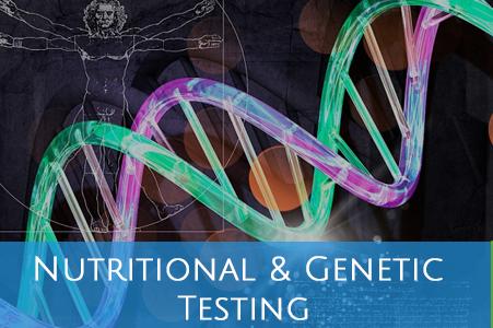 nutritional & genetic testing